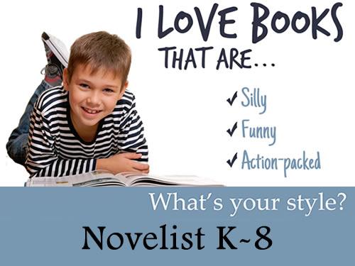 NovelistK8500x375